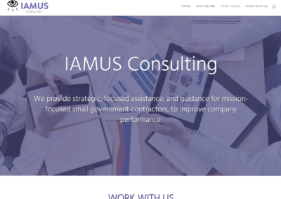 IAMUSConsulting.com